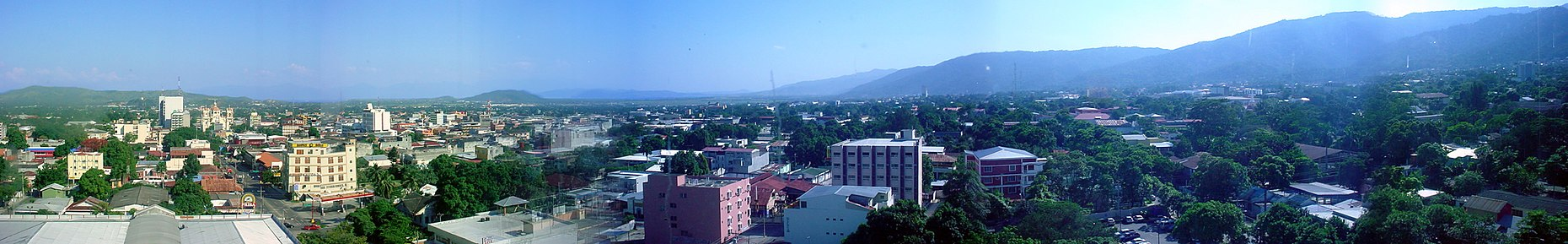 Panoramic of the city. Panoramica-san-pedro-sula.jpg