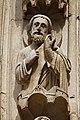 Paris - Cathédrale Notre-Dame - Portail de la Vierge - PA00086250 - 077.jpg