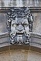 Paris - Les Invalides - Façade nord - Mascarons - 021.jpg