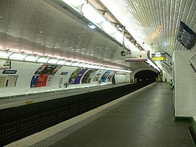 Image illustrative de l'article Simplon (métro de Paris)