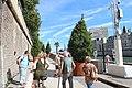 Paris Plages 2016 sur la Voie Pompidou à Paris le 14 août 2016 - 19.jpg