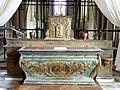 Parnes (60), église Saint-Josse, maître-autel 2.jpg