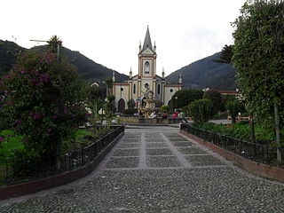 Arcabuco Municipality and town in Boyacá Department, Colombia