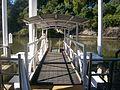 Parramatta ferry wharf loading area.JPG
