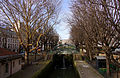 Passerelle Bichat, Canal Saint-Martin, Paris 30 December 2012.jpg