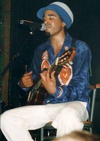 Patrice Bart-Williams während eines Konzerts in Montpellier, 2005; Quelle: de.wikipedia.org