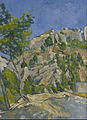 Paul Cézanne - Bottom of the Ravine - Google Art Project.jpg