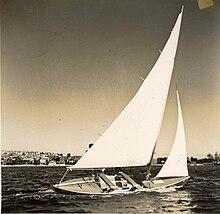 Alan Payne (naval architect) - Wikipedia