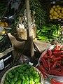 Pazar (open air food market) stall in Ankara.jpg