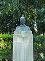 Pedestal con busto de Dante.JPG
