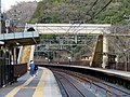 Pedestrian Overpass of Platform of Kokokei Station - 2.jpg