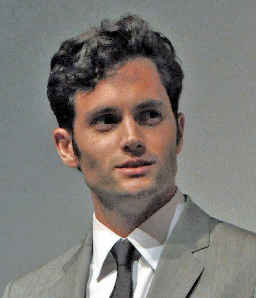 Penn Badgley cropped