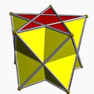 Pentagrammic antiprism