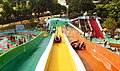 People enjoying summer vacation at Anandi Water Park on eastern outskirts of Lucknow (U.P.).jpg