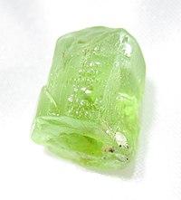 Olivín - (Mg, Fe)2[SiO4]