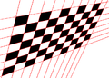 Perspective chessboard detected lines.png