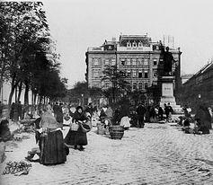Petőfi tér 1900 körül Erdélyi Mór felvétele.jpg