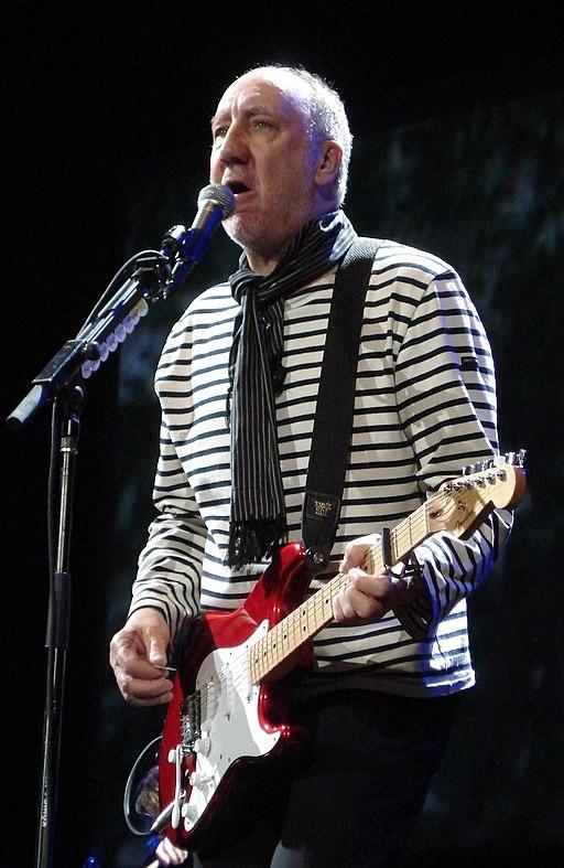 Pete Townshend - Phyllis Keating