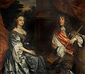 Peter Lely (1618-1680) (after) - James (1633–1701), Duke of York, and Anne Hyde (1637–1671), Duchess of York - 1514022 - National Trust.jpg
