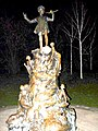 Peter Pan Statue, Kensington Gardens in March 2011 02.jpg