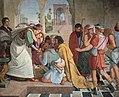 Peter von Cornelius - Joseph gibt sich seinen Brüdern zu erkennen - Google Art Project.jpg
