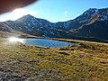 Petit lac vers le col des Tentes - panoramio.jpg
