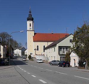 Egglkofen - Church Mariä Himmelfahrt