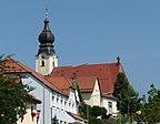 Waldkirchen - Marktplatz - Niemcy