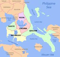 Rizal Philippines Map.Rizal Wikipedia