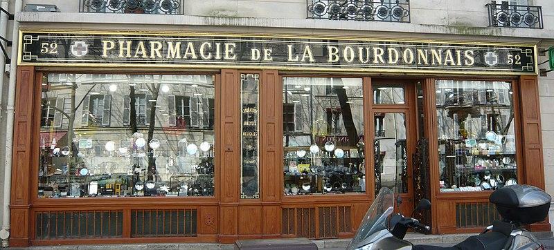 Bourdonnais Hotel Paris