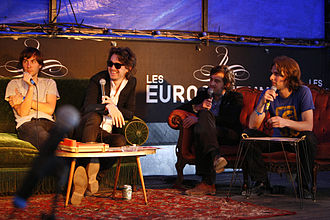 Phoenix (band) - Phoenix at the Eurockéennes of 2007