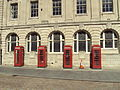 Phone booths, Blackpool - DSC07241.JPG
