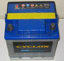Electric Vehicle Battery Wikipedia
