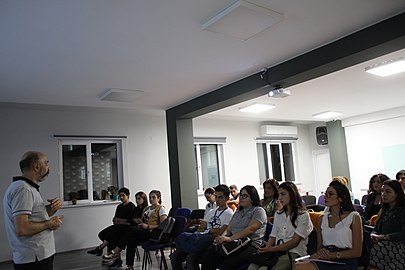 Photography talks at Wikimedia Armenia office 05.10.2018 (5).jpg