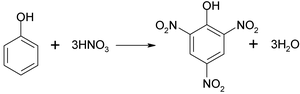 Picric acid synthesis.PNG