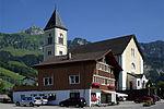 Katholische Kirche St. Sebastian, Brülisau