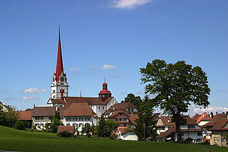Beromünster - Image: Picswiss LU 18 03