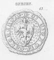 Pieczęć Gniezna z XIV wieku (Vossberg).png