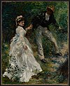 Pierre-Auguste Renoir (French - La Promenade - Google Art Project.jpg