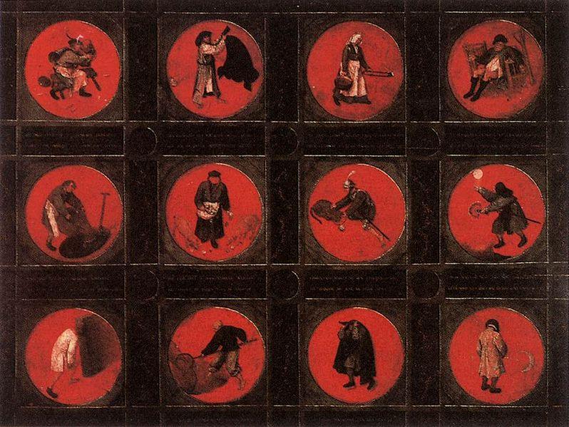 File:Pieter Bruegel the Elder - Twelve Proverbs - WGA03372.jpg