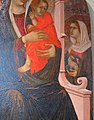 Pietro lorenzetti, madonna col bambino tra le sante agnese e caterina, 1310-15 ca. 04.JPG