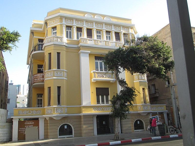 בית קליינר (האדמירליות) בתל אביב
