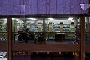 Beit Ariela - Image: Piki Wiki Israel 34158 Librarian at Night Patrol