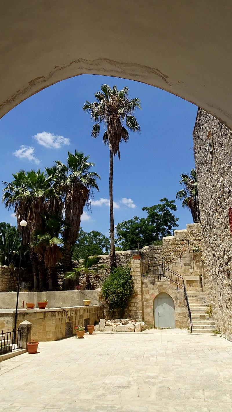 כנסיית יוחנן בהרים עין כרם