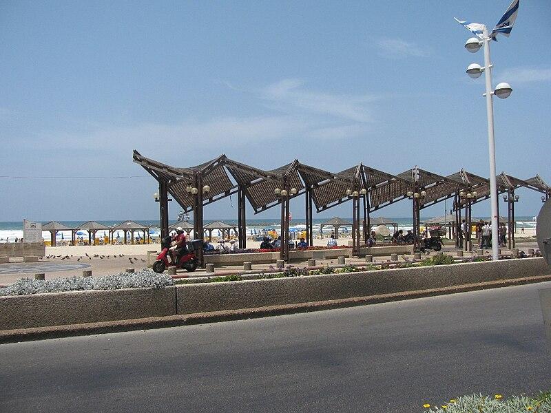 אלנבי על יד הים