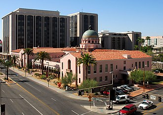 Pima County Courthouse - Pima County Courthouse