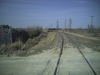 Central Manitoba Railway - Image: Pine Jct