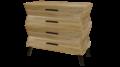 Pine wood dresser modern 3d.png