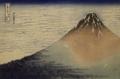 Pink Fuji -- Hokusai.png