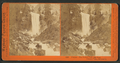 Piwyac, or the Vernal Fall, 300 feet, Yosemite Valley, Mariposa County, Cal, by Watkins, Carleton E., 1829-1916 3.png